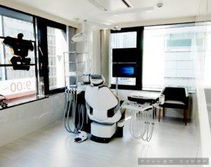 インプラント手術室特別診療室完備 都内港区新橋内幸町虎ノ門の歯科歯医者